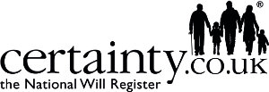 Certainty: The National Will Register logo
