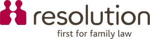 Resolution: First for Family law logo
